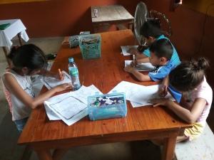 La Esperanza kids - Copy