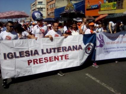 Marcha NO violencia nov 23