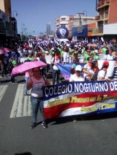 Marcha NO violencia