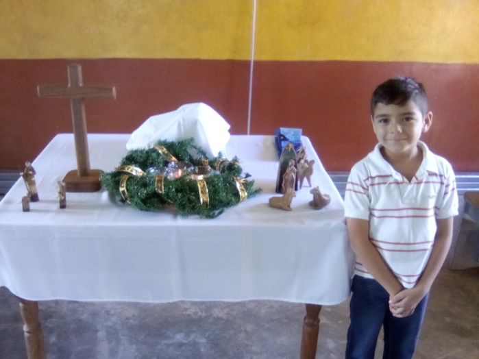 La Esperanza Advent Wreath