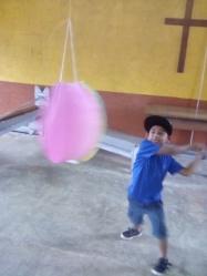 La Esperanza kids' xmas party 2